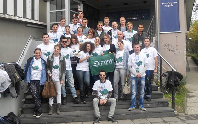ESTIEM (European Students of Industrial Engineering and Managemet)