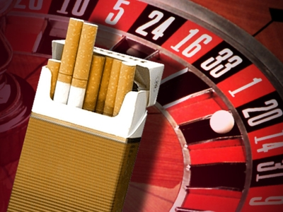 Cigarete i Casino