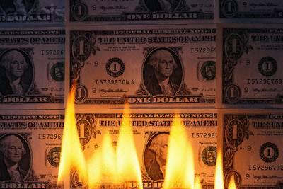 Dolar gori
