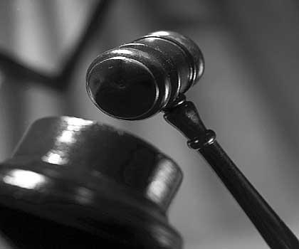 Sudački čekić
