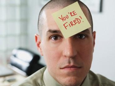 Otpušteni ste